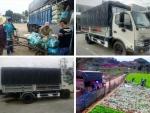 Những dòng xe vận chuyển nông sản phổ biến được tin dùng